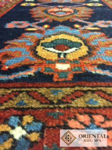 Antique Heriz - Rug Cleaning and Repair West Byfleet, Surrey