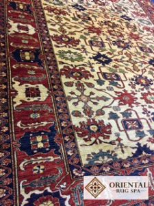 Tribal Afghan Carpet - Wool Rug Cleaning Brookwood, Woking, Surrey