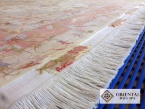 Persian Tabriz Rug Cleaning Pribright Woking Surrey