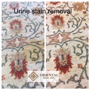 Afghan Rug Cleaning Urine Pet Stain Removal Frimley, Camberley, Surrey