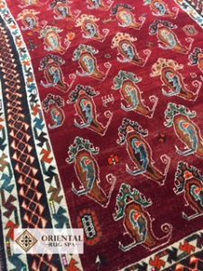 Persian Afshar Rug Cleaning Datchett, Windsor, Berkshire