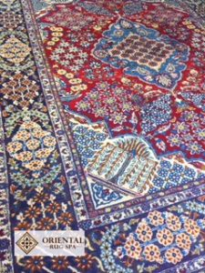 Rug Cleaning - Brookwood, Woking, Surrey