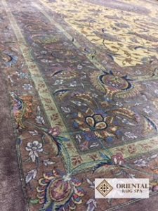 Rug Cleaning - Finchampstead, Berkshire