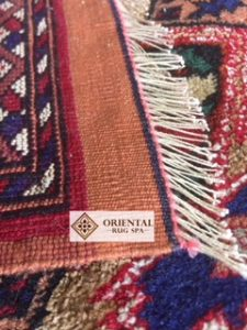 Rug Fringe Repair - Bramley, Guildford, Surrey