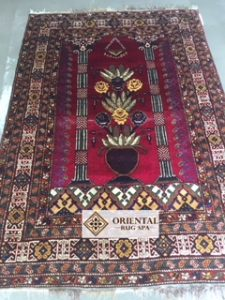 Rug Cleaning - Frensham, Surrey