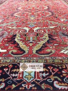 Rug Cleaning - Englefield Green, Egham, Surrey