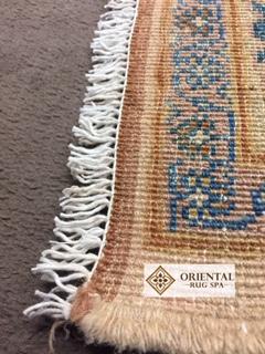 Afghan Rug Fringe Repair Bisley, Woking, Surrey