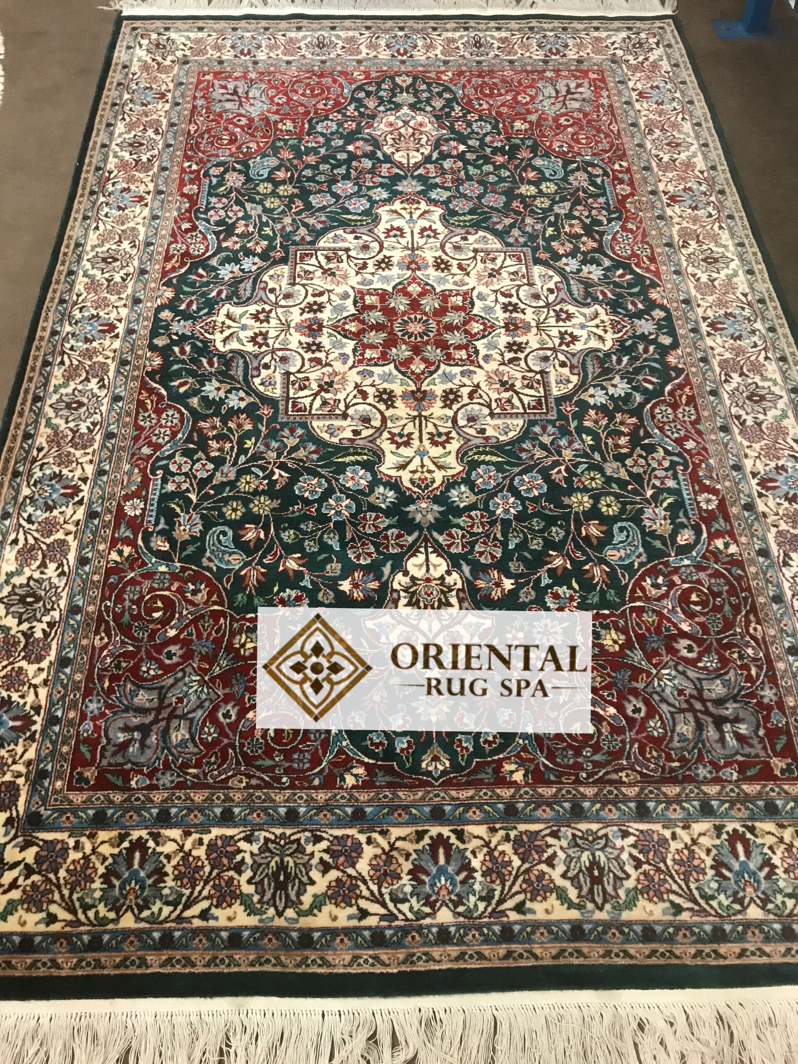 Rug Cleaning - Esher, Surrey