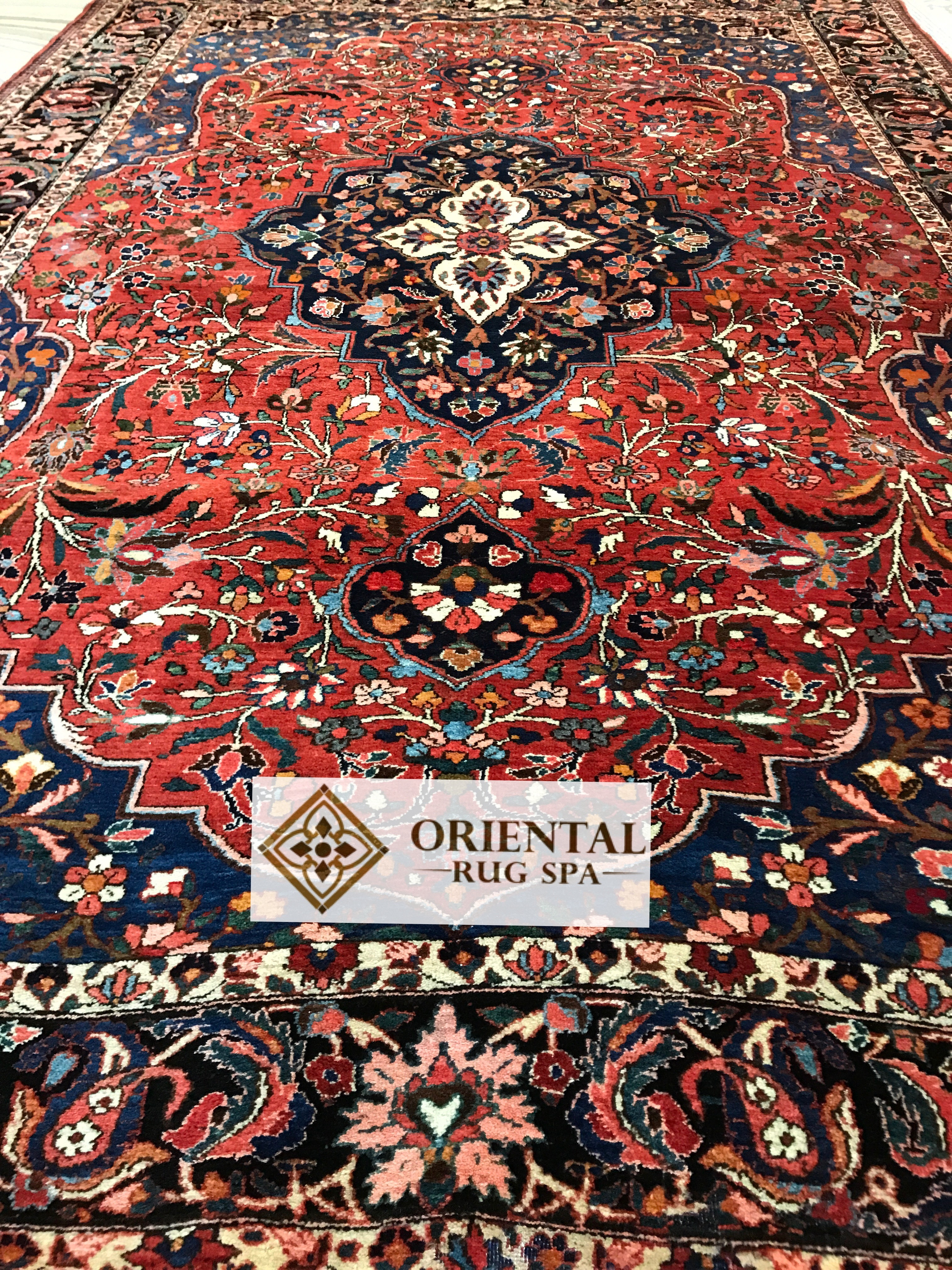 Rug Cleaning - East Clandon, Guildford, Surrey